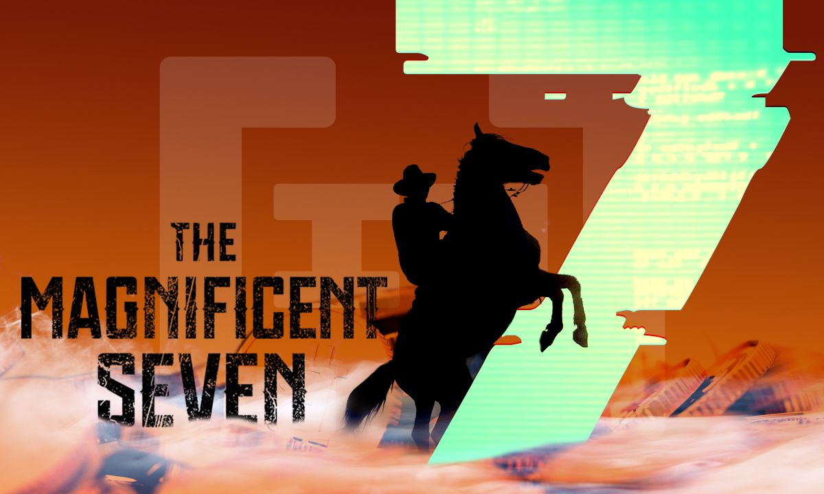The Magnificent Seven: MATIC, SOL, HNT, ONE, ANKR, CEL, SUSHI - Biggest Gainers, 14—21 maj